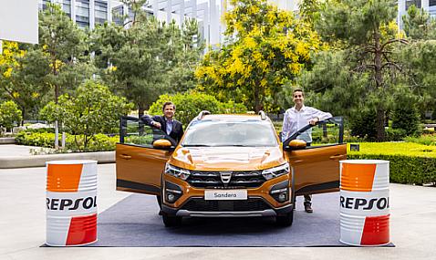 Repsol y Renault Group renuevan su acuerdo